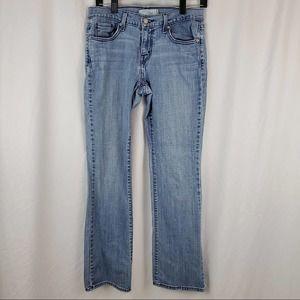 Levi's 515 Women's Boot Cut Jeans Sz. 6 Long